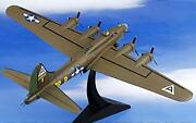 Corgi 1/72 Complete Model B-17g Flying Fortress Mount Nand039ride 1944 Diecast