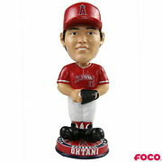 Body Set Red And White Made Of 144 Foco 2018 Edition Shohei Ohtani Bubble Head