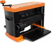 6552t 13 In. 15 Amp 3-blade Benchtop Corded Thickness Planer