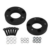 Car Front Leveling Lift Kit Spacers Raise Fits Compatible With Ford F150 4td 2td