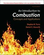 Ise An Introduction To Combustion Concepts And Applications Nouveau Turns Stephe