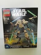 Lego Star Wars 75112 General Grievous New And Sealed Box