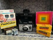 Vintage Camera/film/flashbulb Enthusiast And Collectors