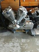 Honda Vtx1800 Complete Engine Used Excellent Condition