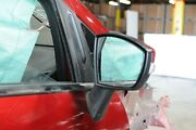 2018-202 Ford Ecosport Passenger Side Mirror Red Maroon With Turn Signal And Bli
