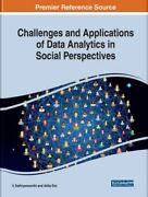 Challenges And Applications Of Data Analytics In Social Perspectives Gq Igi Glo