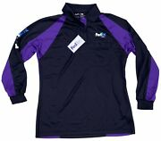 Fedex Office Stan Herman Polo Shirt Long Sleeve Size Large Brand New Free Ship