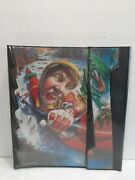 Vtg 1991 No Rules Mead Binder Trapper Keeper Back To School Rare