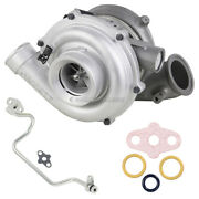 Turbocharger And Installation Accessory Kit 40-84599sd Tcp