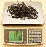 66 X 0.002 Lb Digital Counting Parts Coin Scale 30 Kg X 1 G Inventory Paper New+