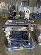 Little David Case Sealer, Top And Bottom Sealer With 2'' Tape Heads