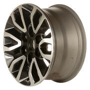 17and039and039 Machined W/black Pearl Metallic Alloy Wheel 12-13 Ford F150 Svt Raptor 3891