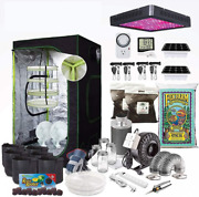 The Bud Grower | Hydroponic Growing System | Grow Tent Advanced Kit 2
