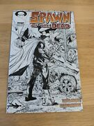 Spawn 223 Bandw Variant Us Flawless Nm The Walking Dead