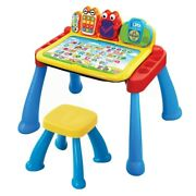 Vtech® Touch Learn Activity Desk™ Deluxe Free Shipping And Handling Value New