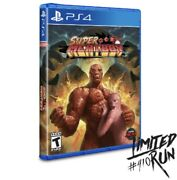 Limited Run 410 Super Meat Boy Ps4 Preorder/presale