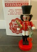 Steinbach Classic Nutcracker Limited Edition Smoker S758 New Toy Soldier