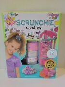 Just My Style D.i.y. Scrunchie Maker By Horizon Group, Design Your Own -sealed