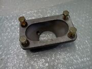 Ford Straight 6 Carburetor Adapter For Holley Or Weber