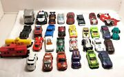Lot Of Hot Wheels And Maisto Die Cast Cars Etc.