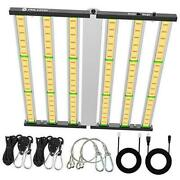 Newest Plant Led Grow Light For Indoor Plants 6x6ft Coverage Full Fd5000