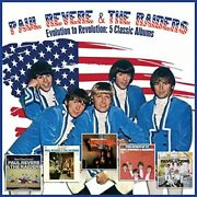 Paul And Raiders Revere - Here They Come / Just Like Us / Midnight Ride - 2 Cd