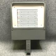 Stonco Lighting Ela16 Gray 16and039and039 Area Luminaire Square Pole Parking Lot Light
