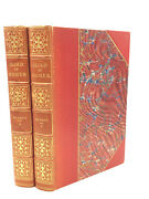 The Illiad Of Homer 2v - Translated By William Cullen Bryant - 1898 - Leather