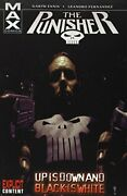 Punisher Max Vol. 4 Up Is Down And Black Is White V. 4 By Garth Ennis