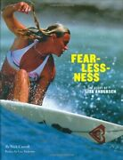 Fearlessness Story Of Lisa Andersen By Nick Carroll - Hardcover Mint Condition