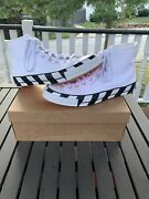 Used Off White Chuck Taylorandrsquos Size 12