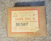 Mark Ten B Capacitive Discharge Ignition New In Box....never Used Or Assembled