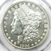 1904-s Morgan Silver Dollar 1 Coin - Certified Pcgs Au Details - Rare Date