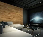 3d Wood Plank Texture Zhu6180 Wallpaper Wall Mural Removable Self-adhesive Zoe