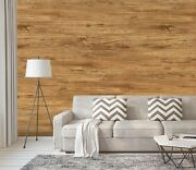 3d Wood Plank Texture Zhu6216 Wallpaper Wall Mural Removable Self-adhesive Zoe