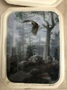 Bradford Exchange As The Eagle Flies High 2 Of Natureand039s Harmony Plate Dan Smith