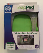 Leap Frog Accessories Leap Pad Explorer 1 And 2 Video Display Green Case New