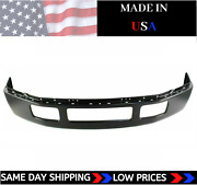 New Usa Made Paintable Front Bumper For 2005-2007 Ford F-250 F-350 Ships Today