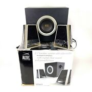Altec Lansing Vs2621 2.1 Channel Powered Speaker System With Subwoofer Tested