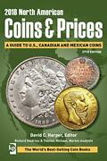 2018 North American Coins And Prices A Guide To U.s., By David Harper And Thomas