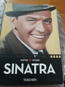 Frank Sinatra He Did It His Way Movie Icons By Silver, Alain Pb Very Good Clean