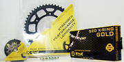 Prox Xring Chain Alloy Sprocket Kit 13/52 For Ktm250 Sxf Excf 2006 - 2020