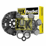 New Complete Tractor Clutch Kit For Case International Harvester 633300810 Cs86