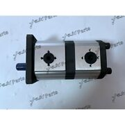 Free Shipping 35430-82202 Hydraulic Pump For Kubota L4150dt M4030 M4030dt Engine