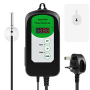 Temperature Controller Digital Heating Thermostat Programmable Thermostats Timer