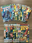 Human Fly Lot Of 19 Issues 1 To 19 Full Run
