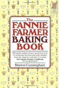 Fannie Farmer Baking Book By Marion Cunningham - Hardcover Brand New