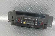 Wear07-09 Escalade Electronic Heat Ac Climate Control Heated Cooled Seats Oem