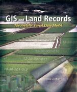 Gis And Land Records Parcel Data Model By Von Nancy Meyer Mint Condition