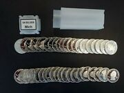 2004-s Michigan Silver Proof Statehood Quarters 40 Coin Roll